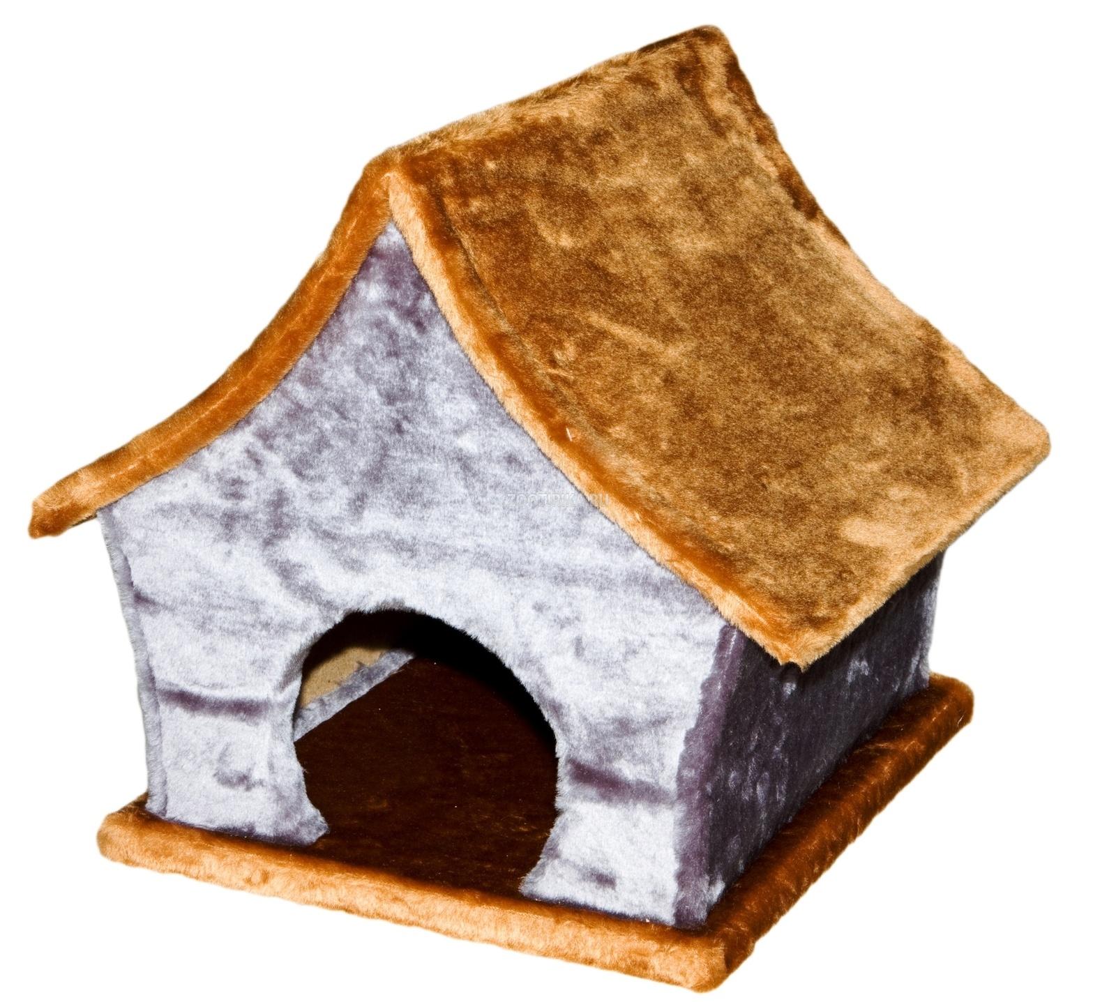 Кошачий мягкий домик своими руками